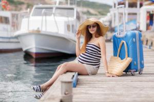 Podróż podczas ciąży