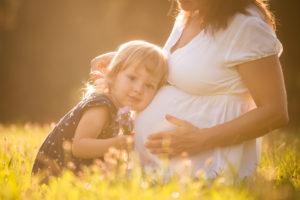 Druga ciąża a zazdrość u dziecka
