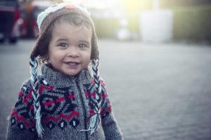 Witamina D dla dziecka - zdrowe dziecko