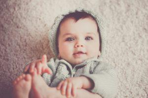 Co warunkuje odporność dziecka - zdrowe dziecko