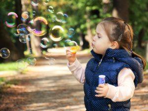 Hartowanie dziecka na świeżym powietrzu