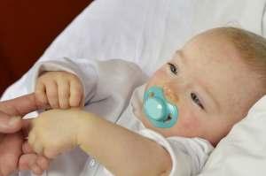 Trzydniówka u dziecka