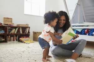 Edukacyjne książeczki dla małych dzieci