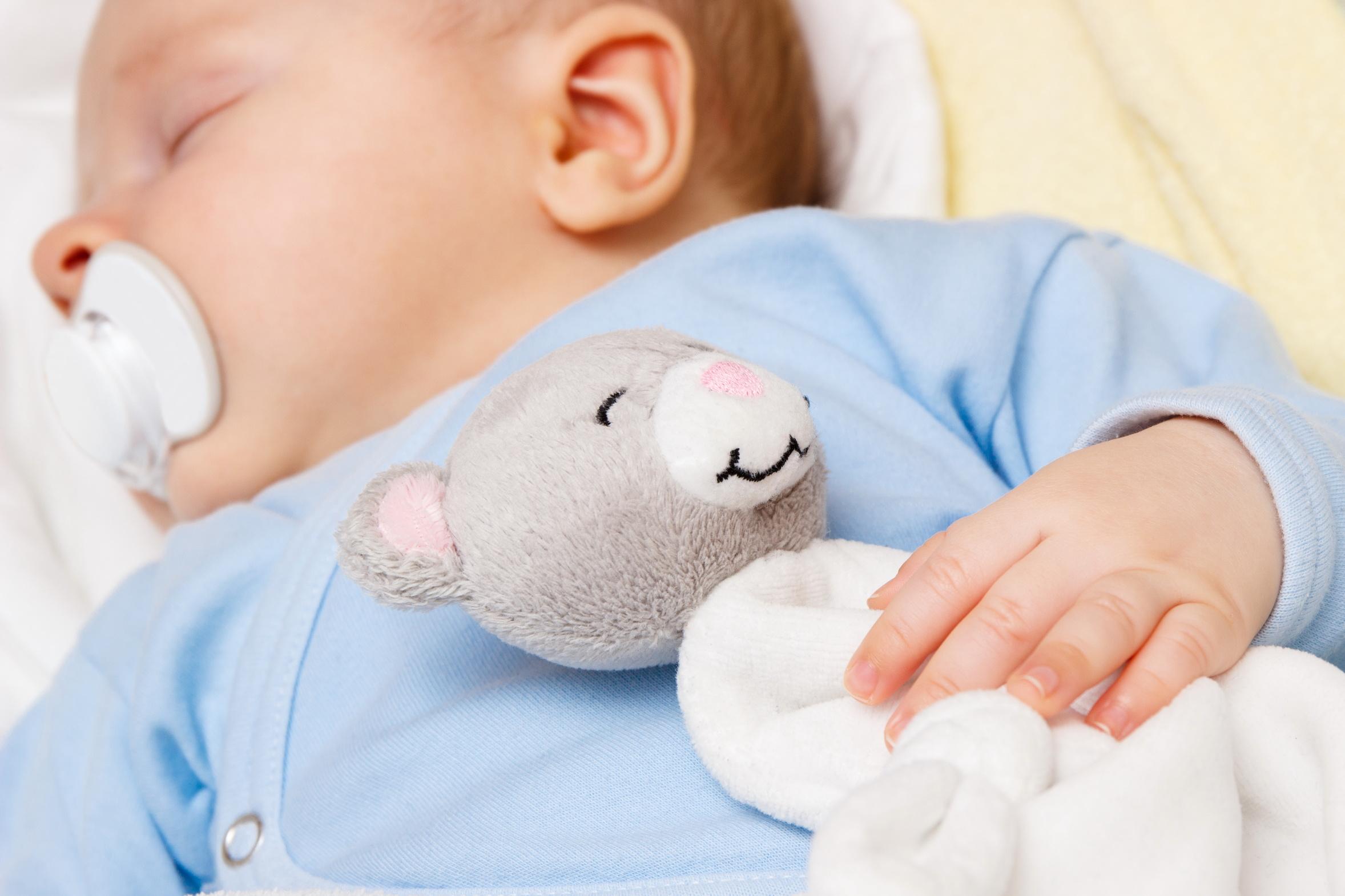 Jak odzwyczaić dziecko od smoczka?