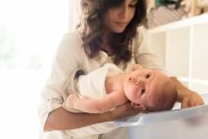 Pielęgnacja noworodka - kąpiel
