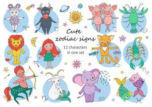Znak zodiaku dziecka