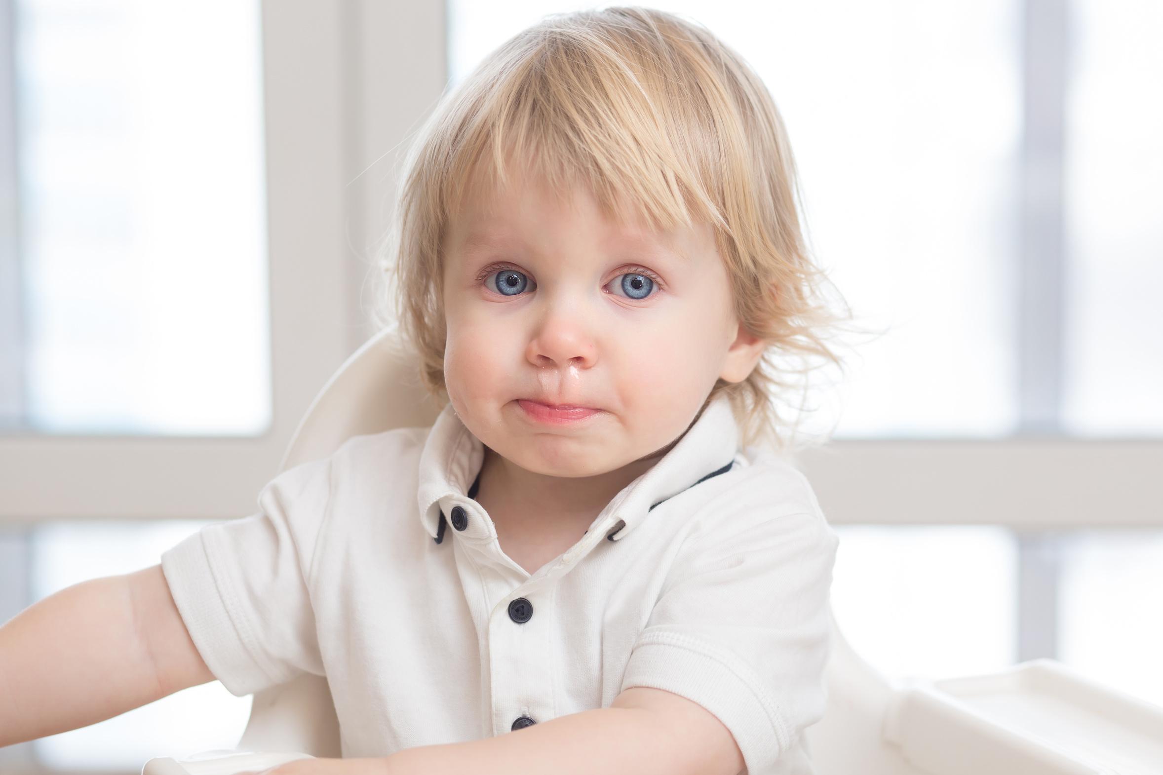 Sposoby na katar u rocznego dziecka