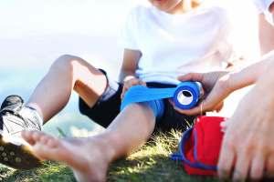 Apteczka podróżna dla dziecka - co powinno się w niej znaleźć?