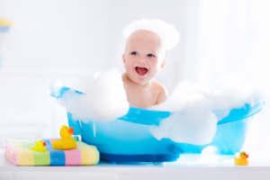 codzienna pielęgnacja niemowlaka