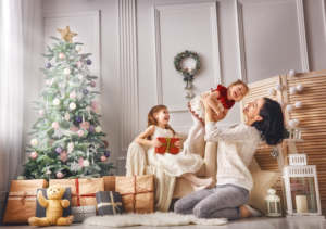 prezent świąteczny dla niemowlaka, roczniaka i starszaka
