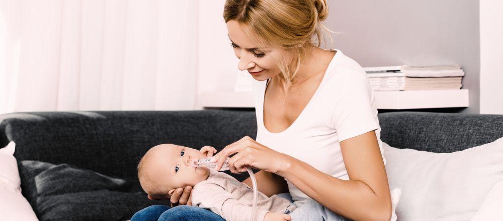 Nieleczony katar i możliwe powikłania u dzieci