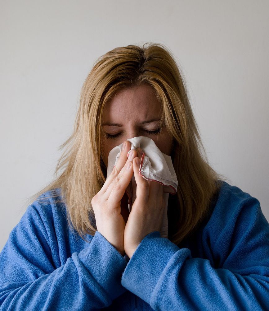 Alergiczny katar - jak go rozpoznać?