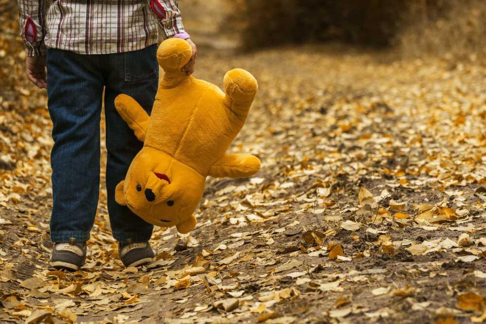 Jesienny katar u dziecka