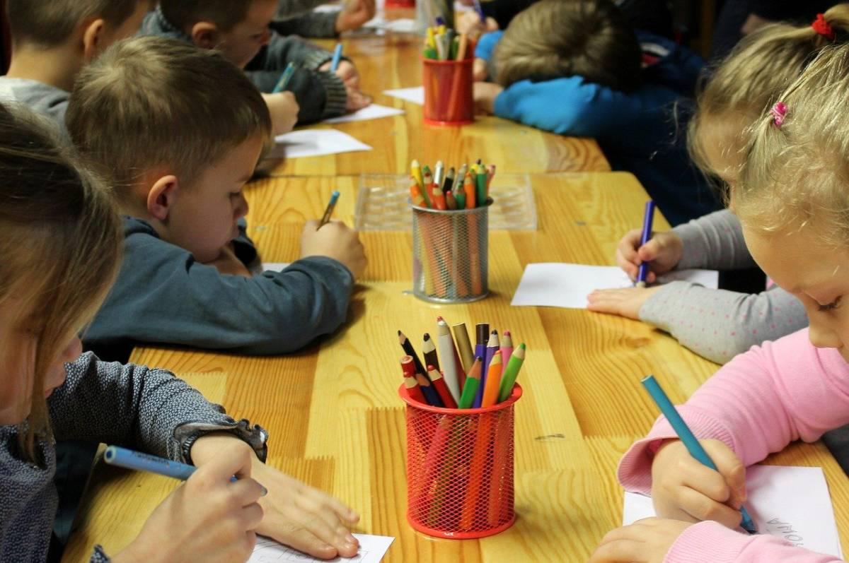 Katar w przedszkolu
