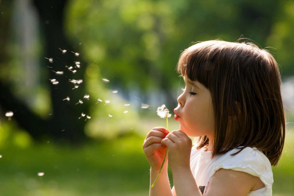 Dziecko z mleczykiem - alergia u dzieci