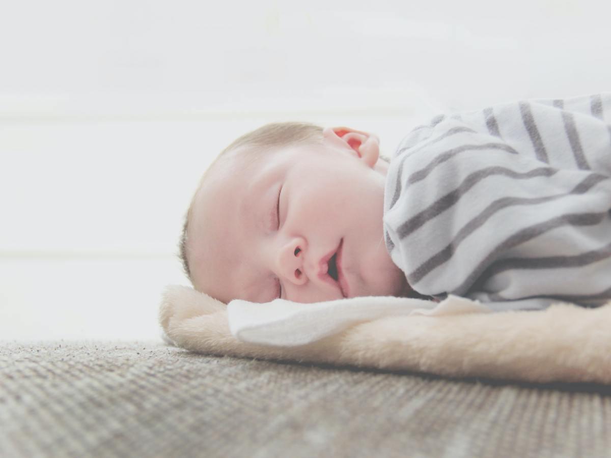 Dlaczego dziecko chrapie