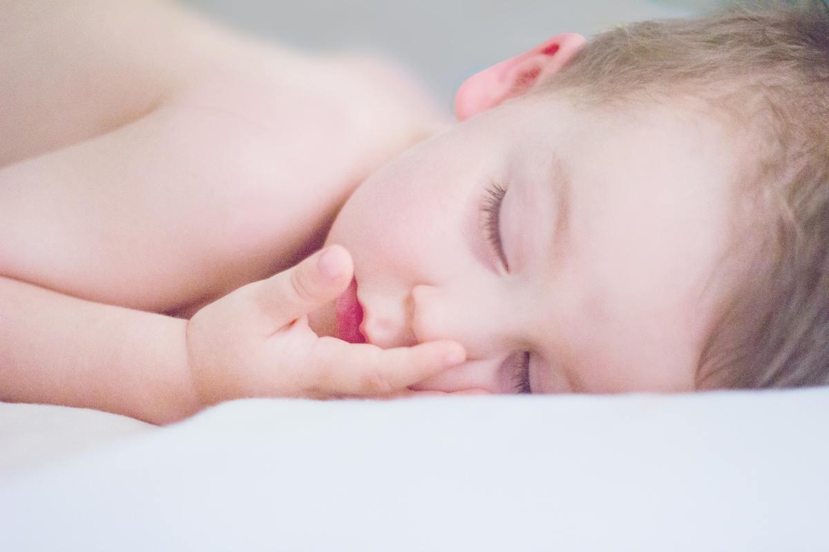 Powody chrapania przez dziecko