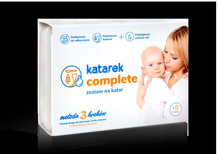 katarek complete - aspirator kataru